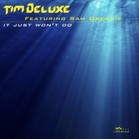 It Just Won't Do — Tim DeLuxe