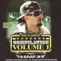 "Compliation Volume1 ""You Already Know"" — Big Thump, Rich Kidd Presents"