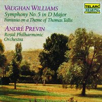Vaughan Williams: Symphony No. 5 & Tallis Fantasia — André Previn, Royal Philharmonic Orchestra, André Previn & Royal Philharmonic Orchestra