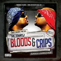 Sactown's Bloods and Crips — сборник