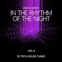 In the Rhythm of the Night (20 Tech House Tunes), Vol. 4 — сборник