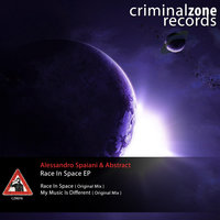 Race in Space EP — Alessandro Spaiani