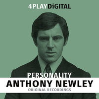Personality - 4 Track EP — Anthony Newley