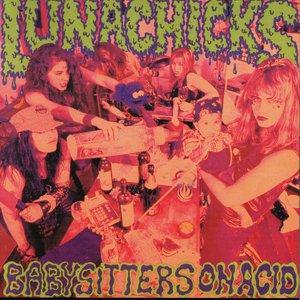 Lunachicks - Pin Eye Woman 665