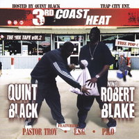 3rd Coast Heat Mixtape, Vol. 2 — Quint Black, Nino, Nino