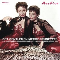 OST Gentlemen Marry Brunettes — Robert Farnon and His Orchestra