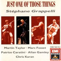Just one of those things — Ирвинг Берлин, Stéphane Grappelli, Ambrose and His Orchestra