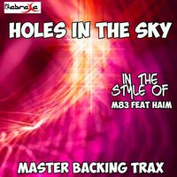 Holes In the Sky — Master Backing Trax