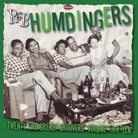 R&B Humdingers Volume 13 (compiled by Mark Lamarr) — сборник