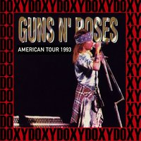 American Tour (Use Your Illusion), 1993 — Guns N' Roses