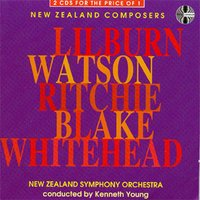 New Zealand Composers — New Zealand Symphony Orchestra, Kenneth Young