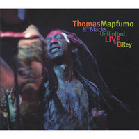 Live at El Rey — Thomas Mapfumo