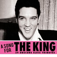A Song For The King - 29 Obscure Elvis Tributes — сборник