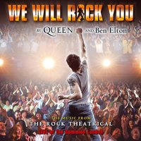 We Will Rock You: Cast Album — The Cast Of 'We Will Rock You'