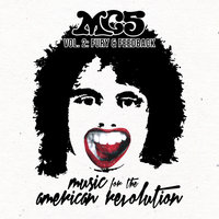Music for the American Revolution, Vol. 2: Fury & Feedback — MC5