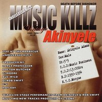 Live At The Barbecue - Unreleased Hits — Akinyele