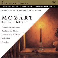 Mozart by Candlelight — Alexander Titov, The New Classical Orchestra, Вольфганг Амадей Моцарт