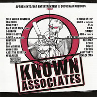 Apt.3/DNA Presents Known Associates Volume 1 — сборник