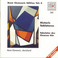 Clemencic Edition Vol.3/Tabulator des Clemens Hör — Жоскен Депре, Clemencic Consort