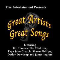 Great Artists Great Songs — B.J.Thomas