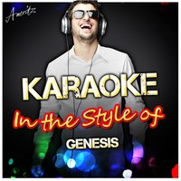 Karaoke - In the Style of Genesis — Ameritz - Karaoke