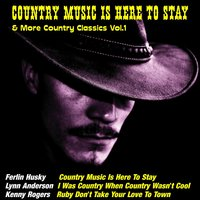 Country Music Is Here to Stay & More Country Classics, Vol.1 — Boxcar Willie