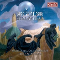 God Be in My Head - Sacred & Secular Treble Solos — Carl Orff, Jeremiah Clarke, Peter Warlock, Antonio Caldara, Peter Hurford, Pelham Humfrey