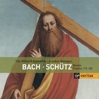 Bach/Schutz: Motets — Иоганн Себастьян Бах, Генрих Шютц, Hilliard Ensemble, Heinz Henning, Hilliard Ensemble/Heinz Hennig