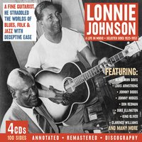 A Life In Music Selected Sides 1925 - 1953 — Lonnie Johnson