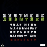 Sxey Ncek — Apl a Producers Life, Rainbow Kid, Trap Niem, Rut Mouth, Major McFly