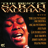 The Best Of Sarah Vaughan — Sarah Vaughan