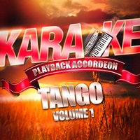 Karaoké Playback Accordéon : Tango, Vol. 1 — Compilation accordéon