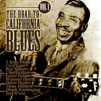 The Road To California Blues Vol 1 — сборник
