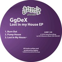 Lost in My House EP — GgDex