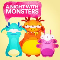 A Night With Monsters — Favorite Kids Stories, Kids - Children, Songs for Kids