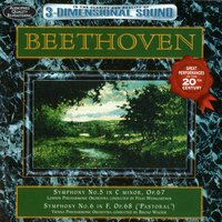"Beethoven: Symphony No. 5 in C minor, Op. 67 & Symphony No. 6 in F, Op. 68 (""Pastoral"") — London & Vienna Philharmonic Orchestras"