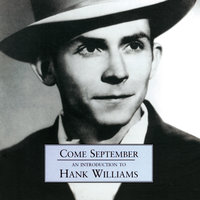 An Introduction To — Hank Williams