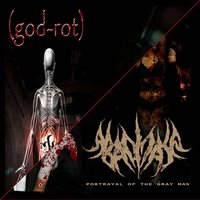 Potrayal of the Gray Man / The Decayed State — Abacinate, (god-rot)