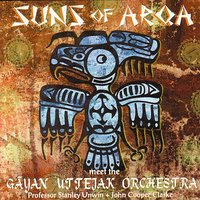 Suns Of Arqa meet the Gayan Uttejak Orchestra — Suns Of Arqa