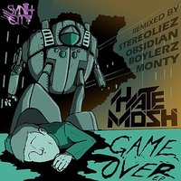 Game Over EP — Hate Mosh