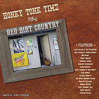 Honky Tonk Time in Red Dirt Country — сборник