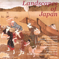 Landscapes Of Japan — Yuko Takemichi, Davide Formisano, Tom Bacon, Phillip Moll, Berlin Philharmonic Piano Trio