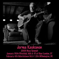 2009 Blues Summit — Jorma Kaukonen