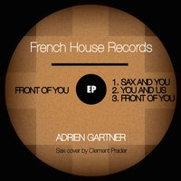 Front of You - Single — Adrien Gartner