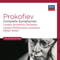 Prokofiev: Complete Symphonies — London Symphony Orchestra, London Philharmonic Orchestra, Walter Weller
