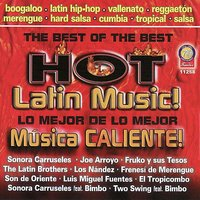 The Best Of The Best Hot Latin Music — сборник