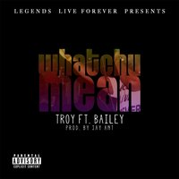 Whatchu Mean (feat. Bailey) — Troy
