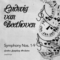 Ludwig Van Beethoven: Symphony Nos. 1-9 — London Symphony Orchestra (LSO)