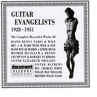 Guitar Evangelists (1928-1951) — Various Artists - Document Records