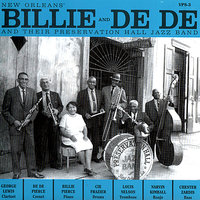 New Orleans' Billie and De De and Their Preservation Hall Jazz Band — Preservation Hall Jazz Band